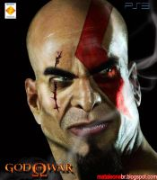 Kratos Real by mataleoneRJ