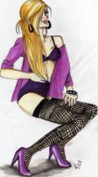 Sexy Ino by Alinechan