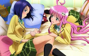 To love Ru by giorgioarmi