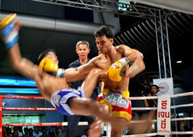 muay thai2 by pandesalwithkeso