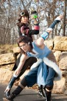 Set the flames Free- Avatar Cosplay Genderbend by Detailed-Illusion