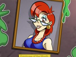 Employee of the Month by ChadRocco