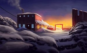 Landscape-16 (Isolated Lab) by preston2694