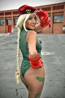 Cammy Cosplay! by PatrishaDai