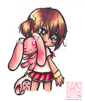Young Kairi by Albel-is-MINE