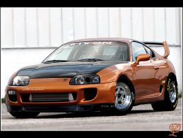 Toyota Supra by Mboydesing