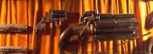 HotR : Guns 11 by taeliac-stock