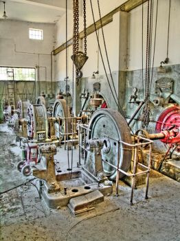 Old Electricity Factory 01 by 60215