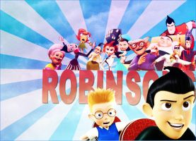Meet the Robinsons by LessienMoonstar