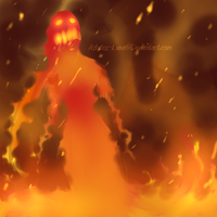 Flame speed paint by Astatos-Luna