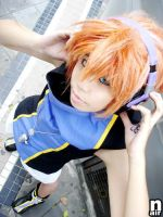 Neku:Cosplay by neki