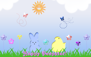 Happy Peepster by xXxDiamondxXx