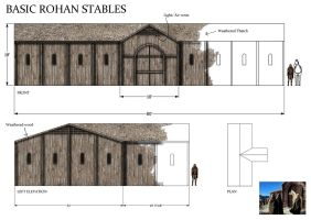 Stables Design by Chestbearman