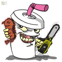 Master Shake by professorhazard