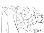 Septiplier Bro Cuddles by clearscorpse