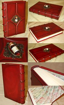 Dr. Prometheus Evergreen's Blood by BCcreativity