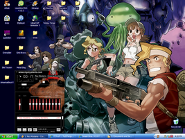 Metal Slug -Wallpaper- by Master64