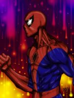 Spider-Man Color Study by RHIX72