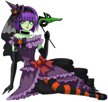 ghouls rule witch by sparks220stars