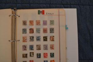 Stamps From The 1930s  to 45 (4) by Jaws1996