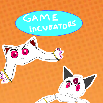 GAME INCUBATORS by Silently-Vocal