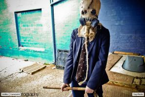 Scarecrow Teaser by ComfortablyEccentric