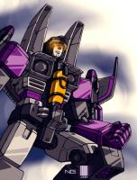 NG Skywarp by dcjosh