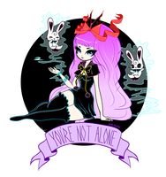 You're Not Alone by War-Melon
