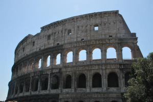 Colosseo by nspnott
