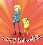LADY KILLERS by duastre