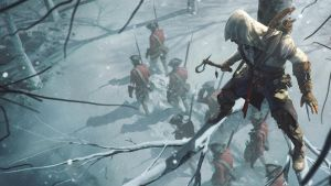 Wallpaper Assassin's Creed III by AssassinsCreedChile