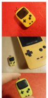 Gameboy Charm by Imzy