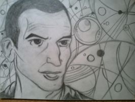 The Ninth Doctor by spiritofthebeast