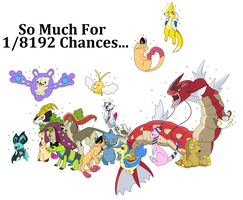 So Much For 1/8192 Chances... by RedHeads-AreHot