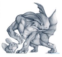 Swampert by Epifex