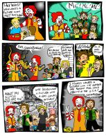 Bring in the Clown! Part 2 of 2 by Cortezeye