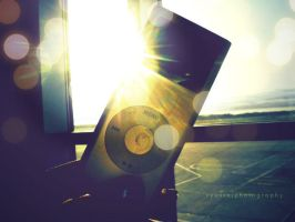 press play for sunlight. by ryussei23