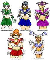 zomg sailor moon spoof by FnrrfYgmSchnish