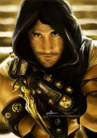 Dastan Prince of Persia-finish by YoriNarpati