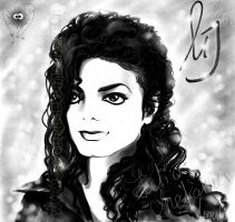 Michael Jackson by MonMJ