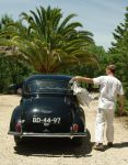 wiping a Morris Minor by tanja1983