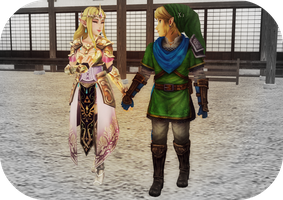 ZeLink by Real-Princess-Peach