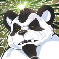 Pandaren avatar commission 2 by Duiker