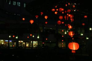 lanterns by pr0metheus85