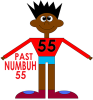 PAST NUMBUH 55 by Flame-dragon