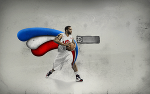 Deron Williams Wallpaper by bu22y