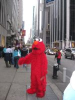 elmo-rific. by xannaATTACKS