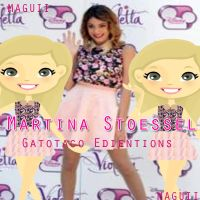 Dolls de Martina Stoessel -Maguii by GatotacoEditions