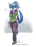 Winter by SupaCrikeyDave