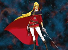 Pirate Queen Emeraldas by polarityplus
